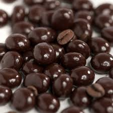 Dark Chocolate Coffee Beans